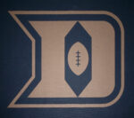 Duke Football Cut From Lees Carpet