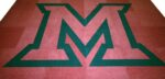 Miami University Carpet Tiles Shown Prior To Installation