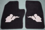 Shooter Custom Car Mats