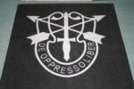 Special Forces 4' X 4' Lees Carpet Tiles